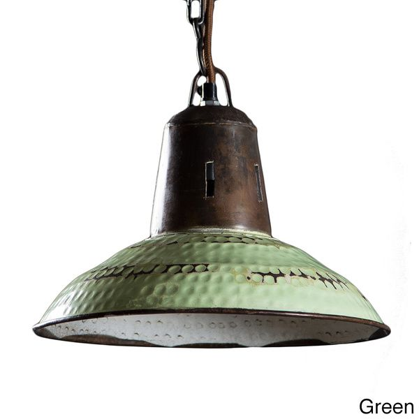 Goshen 1 Light Hanging Lamp Pendant India Overstock Com