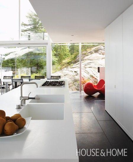 photo gallery 46 modern u0026 kitchens white corian