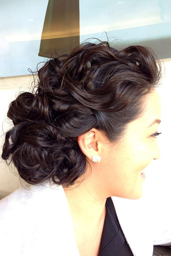 low hair styles best 25 pin curl updo ideas on retro updo 2853