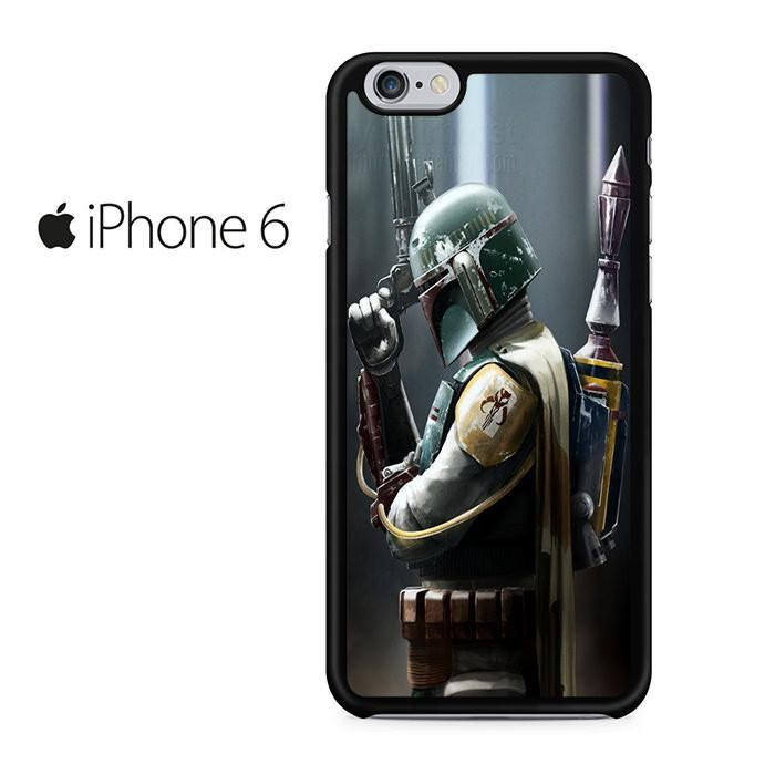 Boba Fett Actor Star Wars Iphone 6 Iphone 6S Case
