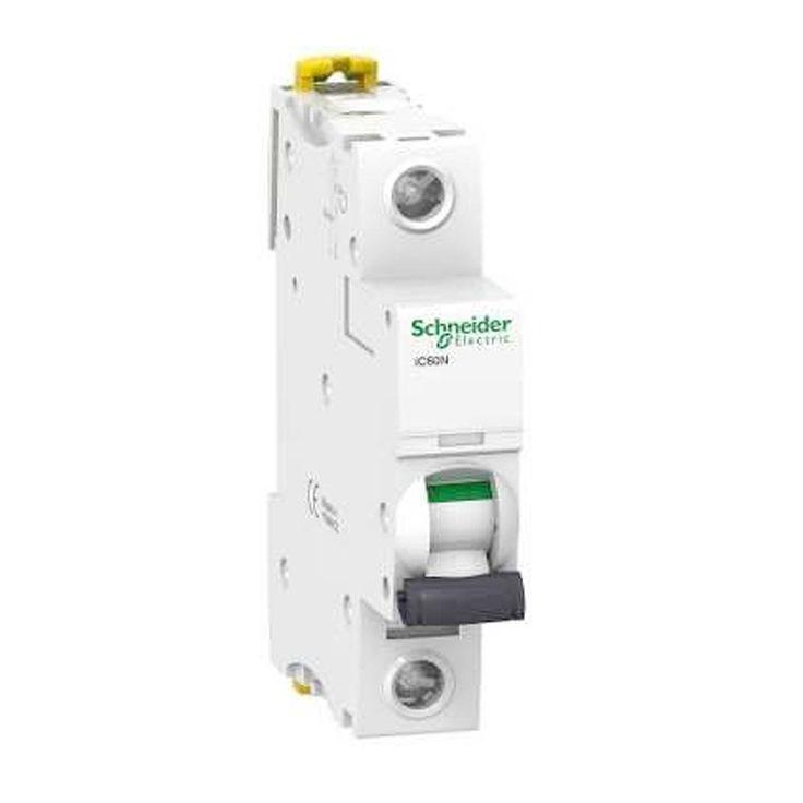 Jual : Schneider ACTI9 IC60N 1P 63A C MINIATURE CIRCUIT B (1 Phase 63 Ampere) - Alat Listrik dg Harga Murah.  - MCB Acti9 1 Pole - Berkualitas tinggi - Berstandar SNI - MCB dengan Visitrip - Harga untuk 1 Buah.  http://kliklistrik.com/acti9/274-schneider-mcb-acti9-ic60n-1p-63a-c-miniature-circuit-b.html  #acti9 #mcb #schneider