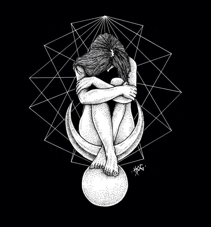 Almost✒️  #illustration #artwork #manualdrawing #concept