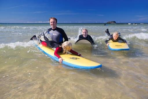 From surfing in Donegal to sheep shearing in Connemara, quality time together has never been so much fun. Here are 30 of our ultimate family days out!
