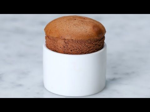 Here's How To Make A Fancy AF Nutella Soufflé