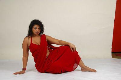 Swathi Varma Hot Exposing Photo Shoot