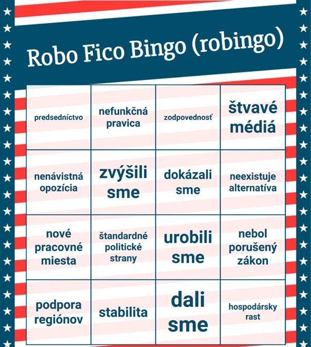 R. F. bingo