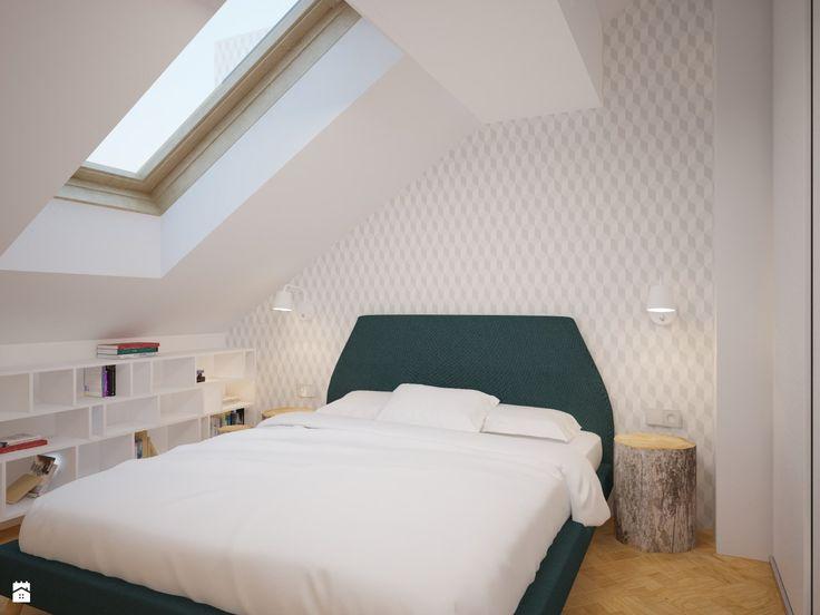 Wystrój wnętrz - Sypialnia - pomysły na aranżacje. Projekty, które stanowią prawdziwe inspiracje dla każdego, dla kogo liczy się dobry design, oryginalny styl i nieprzeciętne rozwiązania w nowoczesnym projektowaniu i dekorowaniu wnętrz. Obejrzyj zdjęcia! - strona: 11