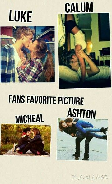 5 seconds of summer preferences Fans favorite picture