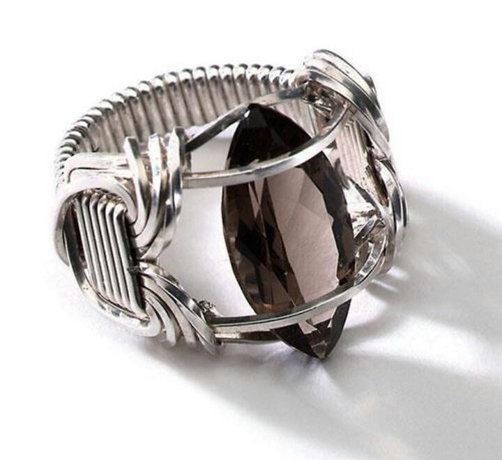 60 besten Wire wrapped ( rings ) Bilder auf Pinterest ...