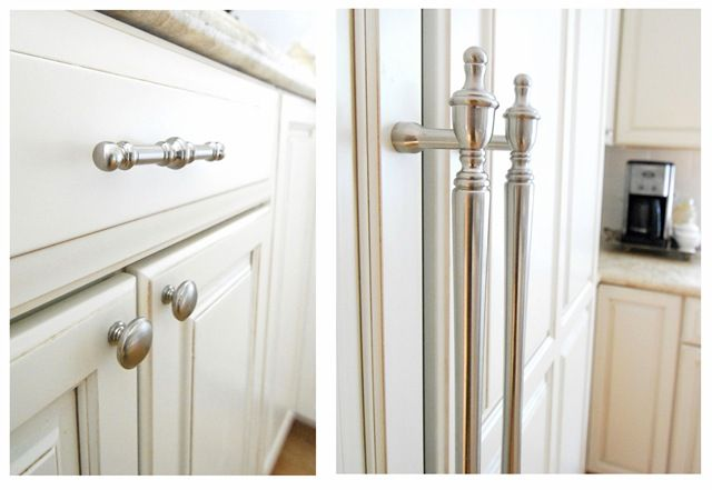 TOP KNOBS APPLIANCE PULLS $225/EACH  VIA: Kitchen Remodel job by centsationalgirl.com kitchen pulls and knobs  Source: http://www.topknobs.com/ProductDetail.aspx?opt=prod=0=1_id=M819-18_type=0