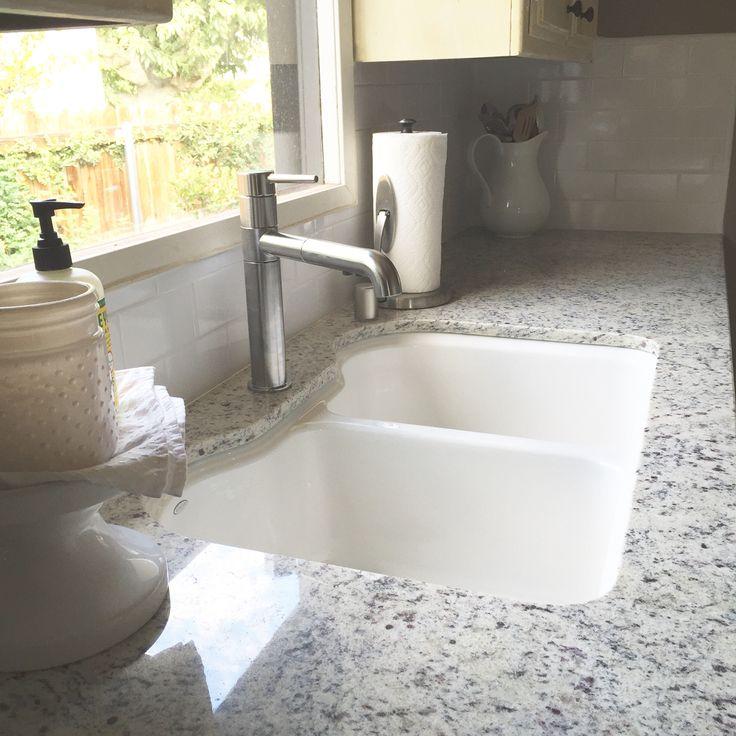 Kitchen Cabinets In Dallas: 1000+ Ideas About Super White Granite On Pinterest