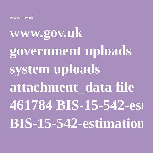 www.gov.uk government uploads system uploads attachment_data file 461784 BIS-15-542-estimation_of_GVA_for_certain_businesses.pdf