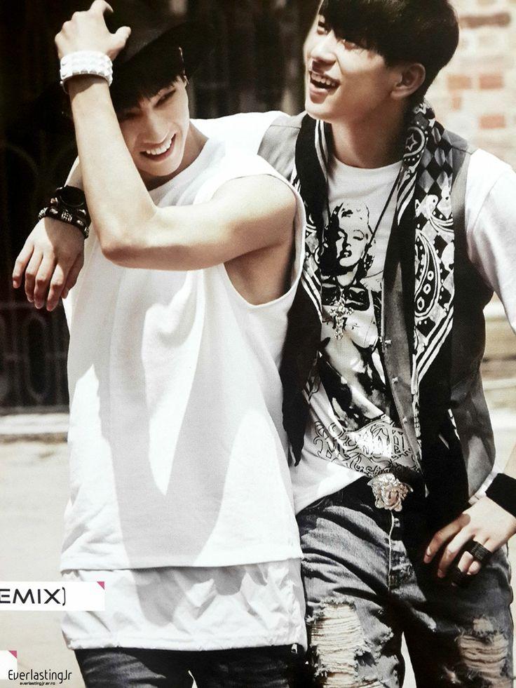 JB & JR [GOT7] | Kpop Men | Pinterest | Nu'est jr ...