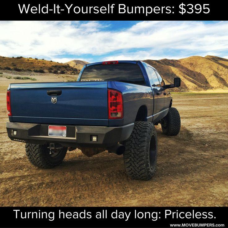 Custom diy bumper kits 395 movebumpers custom truck