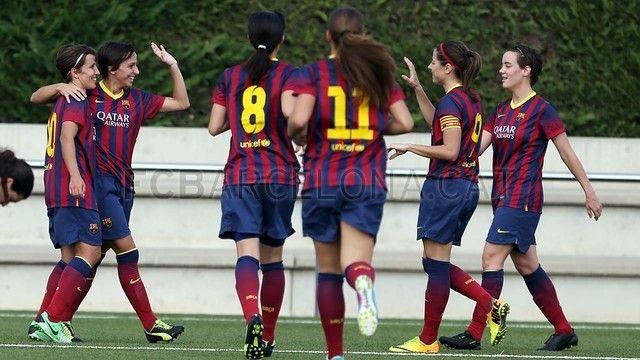 Women's Football A #FCBarcelona #Football