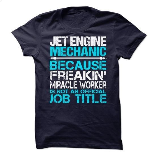 Awesome tee for Jet Engine Mechanic - #women #long. ORDER HERE => https://www.sunfrog.com/No-Category/Awesome-tee-for-Jet-Engine-Mechanic.html?60505