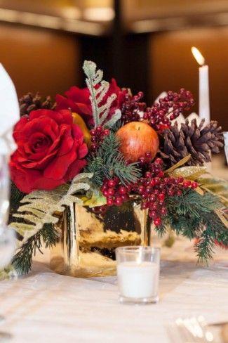 Whimsical Winter Wonderland Styled Shoot Wedding DecorationsWedding