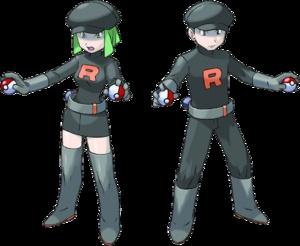 Team Rocket Grunt