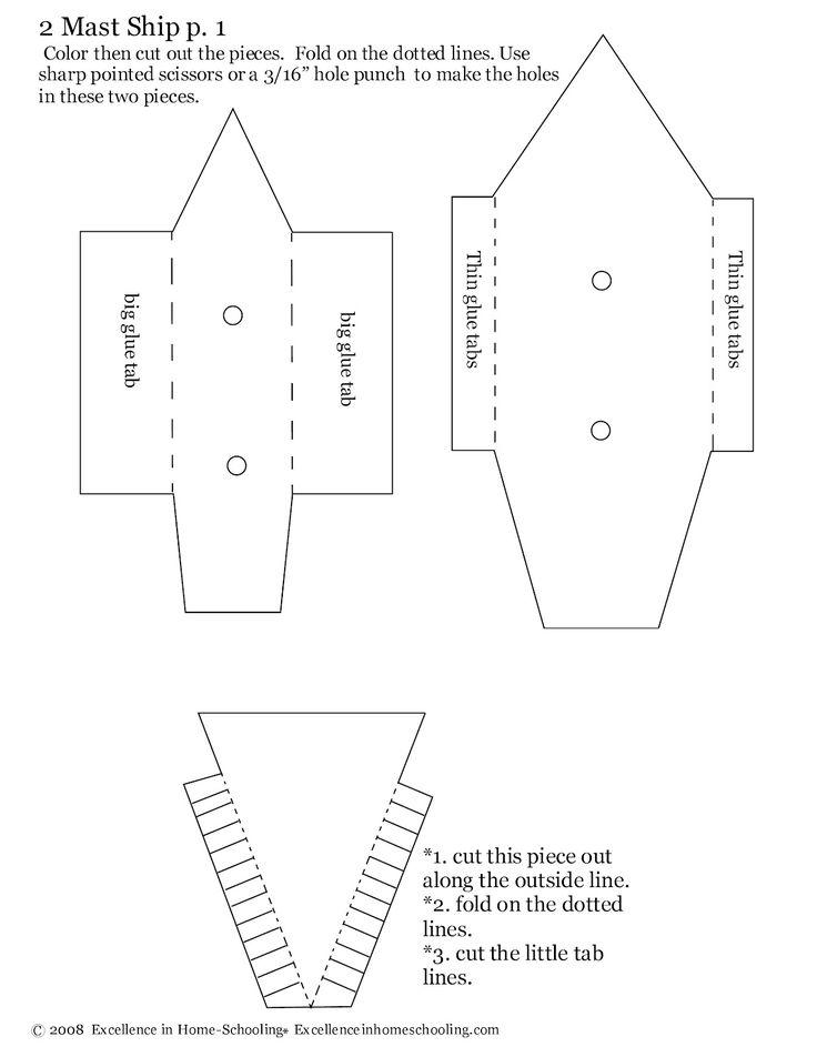 2+mast+ship+-+pieces+p.+2.jpg 1,236×1,600 pixels