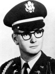 Valor awards for 2LT Robert John Hibbs (1943-1966) US Army. Medal of Honor (posthumously) for conspicuous gallantry and intrepidity at the risk of his life above and beyond the call of duty, at Don Dien Lo Ke, Republic of Vietnam, on 5 March 1966. Second Lieutenant Hibbs's profound concern for his fellow soldiers, and his intrepidity at the risk of his life above and beyond the call of duty are in the highest traditions of the U.S. Army and reflect great credit upon himself... Read full…