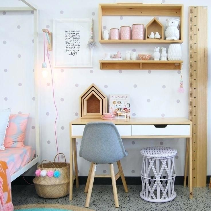 Architecture Childrens Desk Ideas Girls Bedroom Desks Best Modern