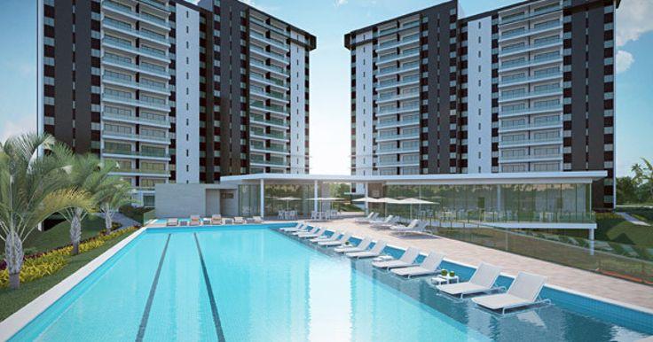 Flávio Almeida Imoveis - Apartamento para Venda em Cabo de Santo Agostinho