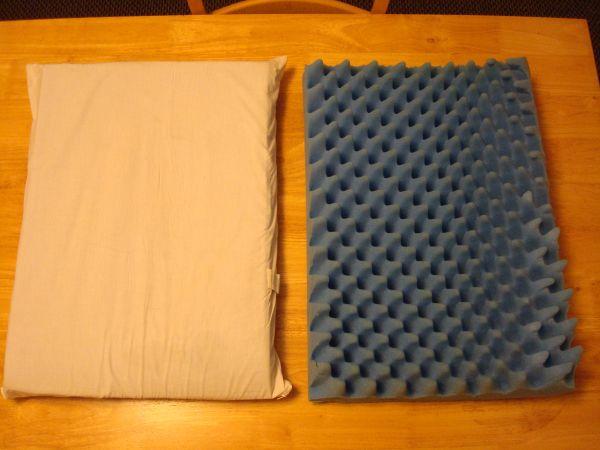 Make your own Orthopedic Dog Bed Tutorial:==http://www.thestannydiaries.com/bid/102375/Pet-Hacks-Make-Your-Own-Orthopedic-Dog-Bed