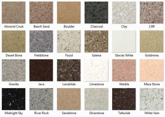 countertop paint colors45 best COUNTERTOP images on Pinterest  Kitchen ideas Kitchen