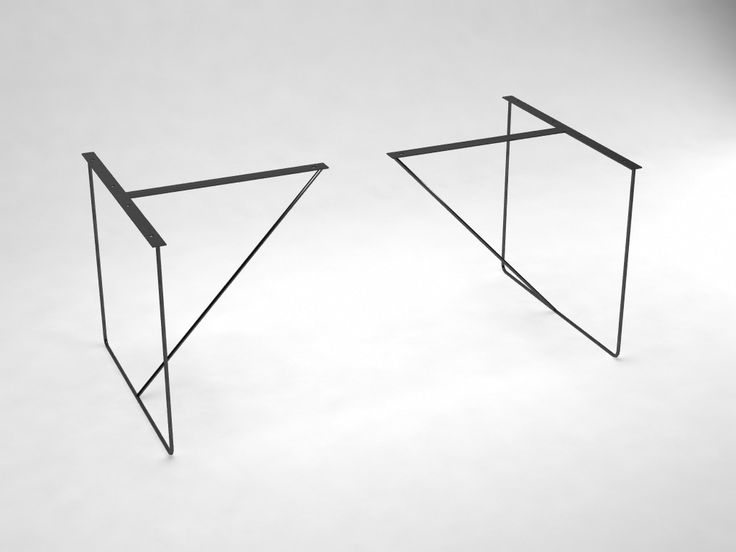 site that sells hairpin legs ... good options (tables, stools, wall mounted..)