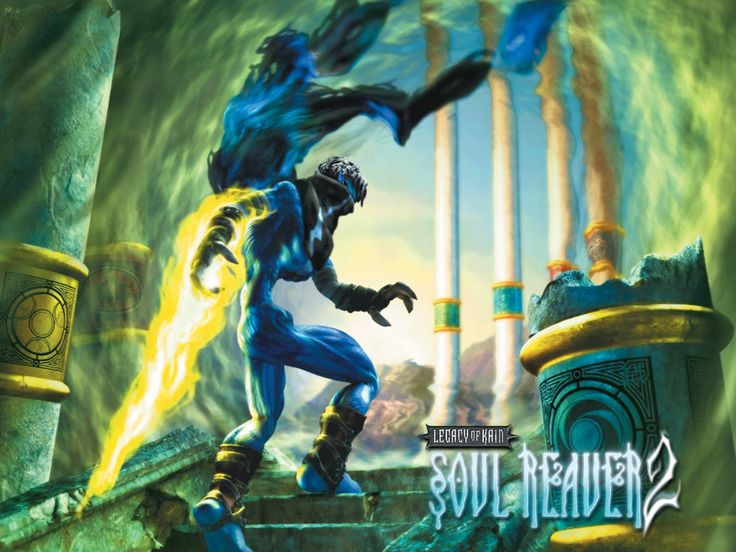 """ From a narrative standpoint Soul Reaver 2 is one of the best games of its time. A well-crafted dialog, enticing plot and engaging characters serves as the main motives to progress. Sadly, the gameplay itself is a hollow experience, sacrificing many of its predecessor's best elements in favor of dull combat, a linear world and no replay incentive. "" www.thatrandomgameblogger.blogspot.com/2015/09/legacy-of-kain-soul-reaver-2.html"