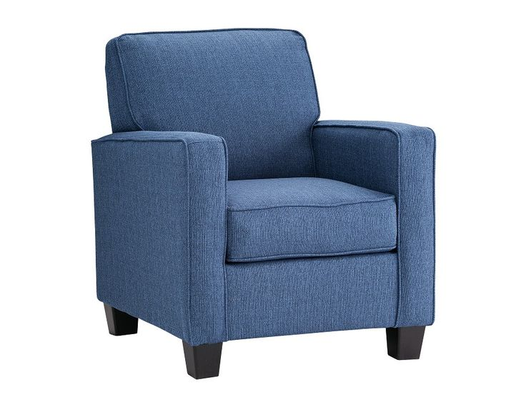 Blue Accent Chairs Living Room