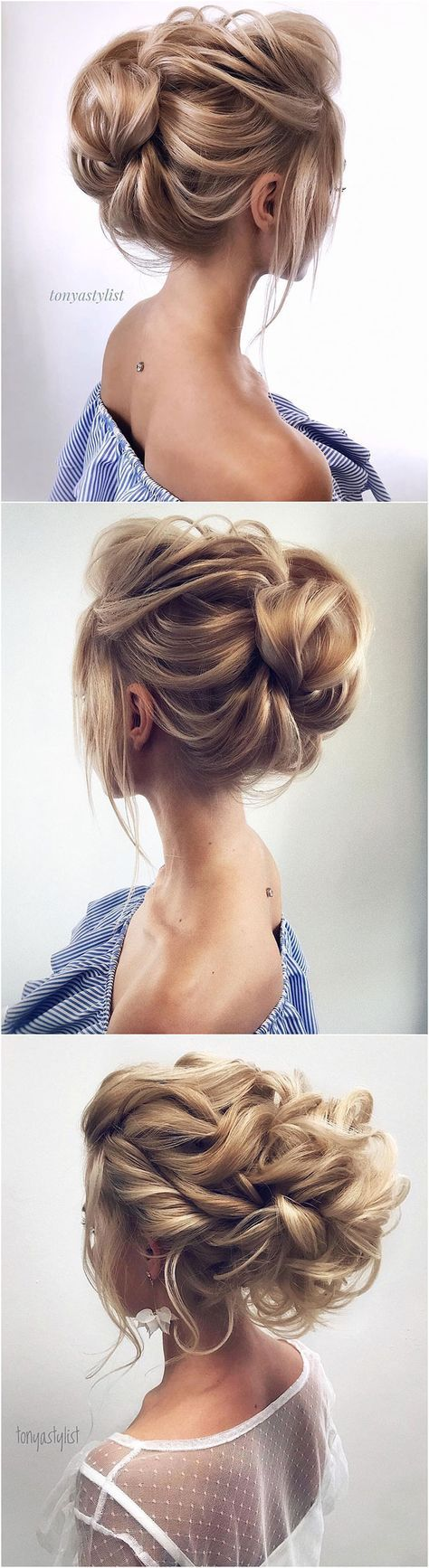60+ Best Wedding Hairstyles from Tonyastylist for the Modern Bride