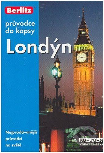 Soutěž o kapesního průvodce po městě Londýn