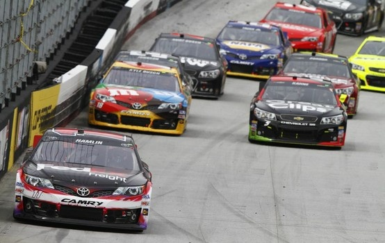 NASCAR CUP: Food City 500 Results (Bristol Motor Speedway) http://RacingNewsNetwork.com/2013/03/17/nascar-cup-food-city-500-results/