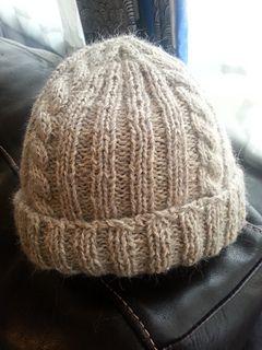 Ravelry: stumptowngal's First hat