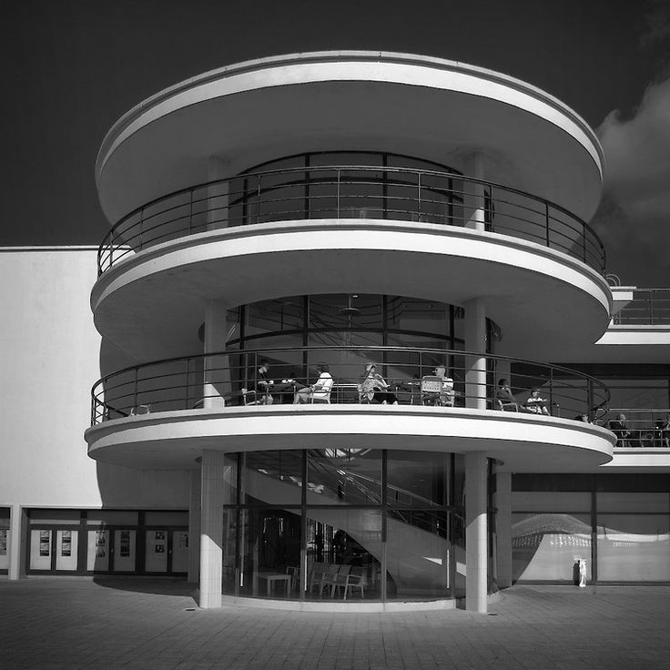 Andy Spain. Photo & Film of the built environment.