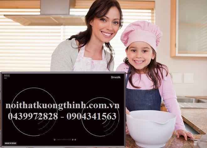 Ưu điểm của bếp từ Dmestik NA 772IB: