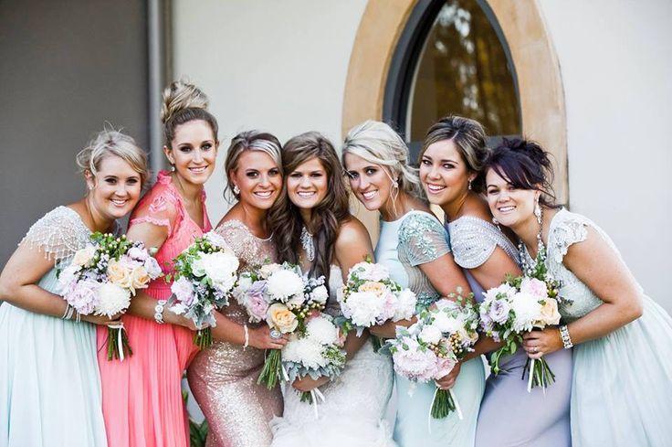 Laura + Alex's wedding florals by Lavender + Poppyseed