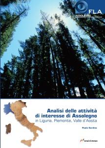 Analisi delle attività di Assolegno in Liguria, Piemonte, Valle d'Aosta