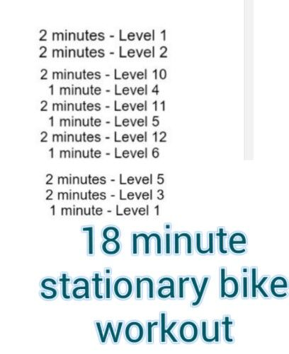 27 Best Bike Workout1 Images On Pinterest Health Homes And Casual