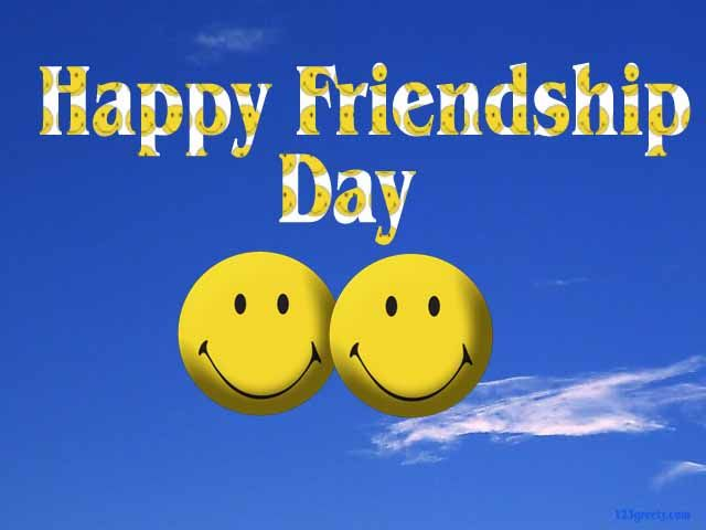 Happy friendship day wallpaper Friendship Day Images