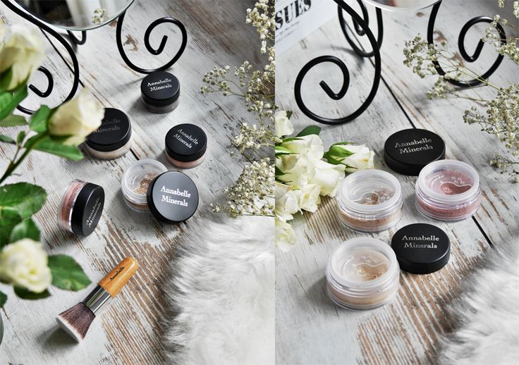 Kosmetyki Mineralne Annabelle Minerals - jak stosować?
