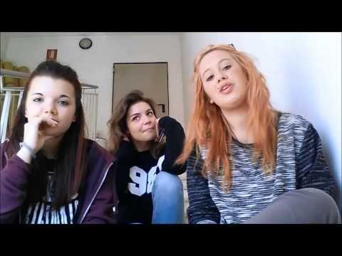 Abbiamo realizzato un video, in cui spiegavamo cosa avevamo fatto nelle vacanze estive.