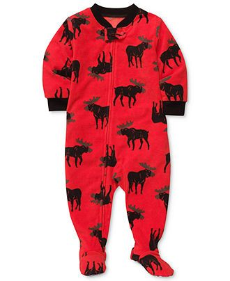 Toddler Boy Carters Red Moose Pajamas Print Deals On   Valentine Pajamas  Coupons,