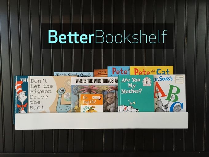 Better Bookshelf by CJ Lewis — Kickstarter