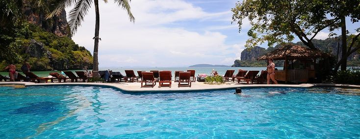 Railay Bay Resort and Spa Official Website, Krabi Hotel Resort Thailand