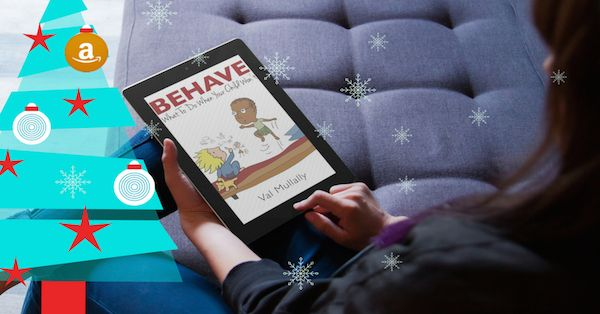 Christmas - #BEHAVEbook - The 5 STAR  Parenting book you will love.  'BEHAVE - What To Do When Your Child Won't' #parenting #ChildsChallengingBehaviour