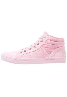 Zapatillas altas - light pink