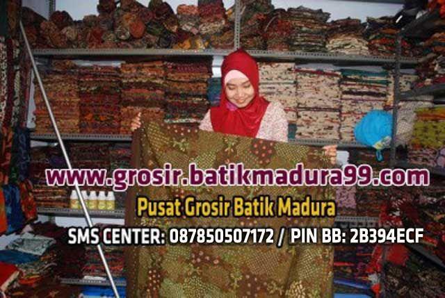 Grosir Batik Madura Murah http://grosir.batikmadura99.com