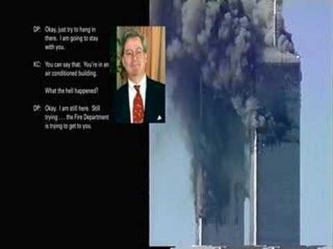 911 Call in World Trade Center, while tower collapse--do you remember how upset you were that day?  You will be again when you watch this.  This is what War on America looks like....why did we go back to sleep?